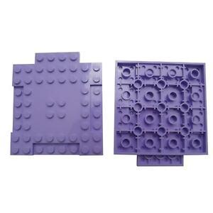 LEGO 3027 6x16 Base Plate brick 6173053 Lavender New Lego Plate