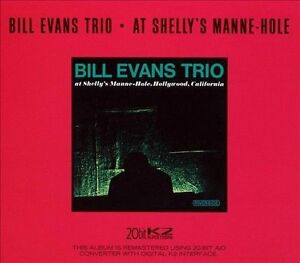 At Shelly's Manne-Hole Evans, Bill Audio CD