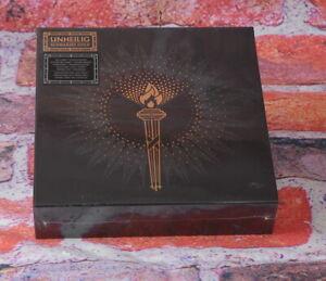 Unheilig-Vinyl-LP-Box-schwarzes-Gold-SEALED