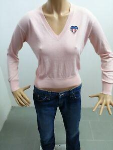 Maglione-MOSCHINO-donna-taglia-size-38-sweater-pull-woman-maglia-P-6259
