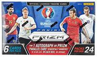 2016 Panini Uefa Prizm Soccer Box - Autograph In Every Box Loaded on sale