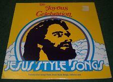 The Joyous Celebration Sings Jesus Style Songs~1974 Augsburg 23-1655~FAST SHIP!