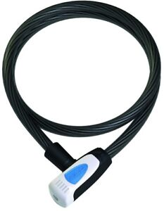 2 Sizes Available XLC Don Corleone 3 Cycle Bike Cable Lock High Level Security