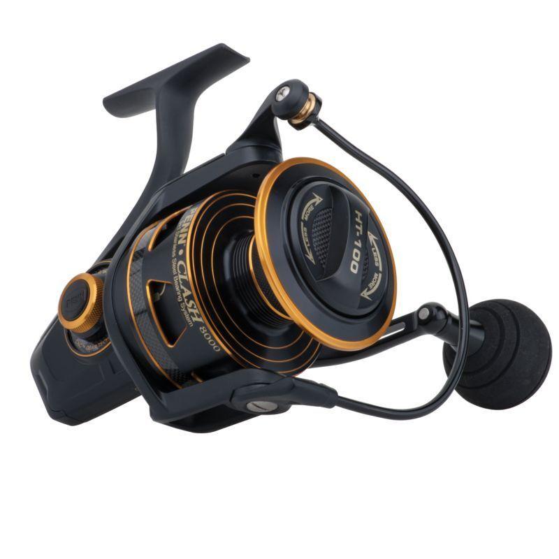 Penn choque-Spinning Reel De Pesca-Todos Los Tamaños-Nuevo