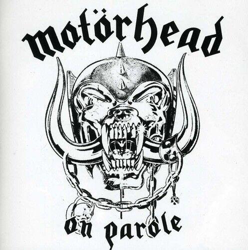1 of 1 - Motorhead - On Parole [New CD]