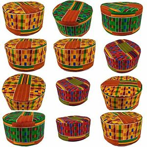 african tribal hat