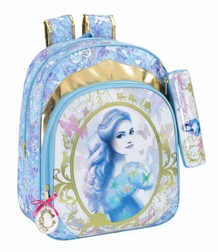Rucksack Prinzessin Schulrucksack Sportrucksack Tasche Cinderella Schultasche