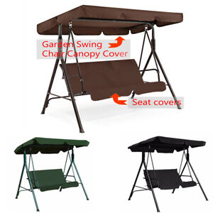 Replacement-Canopy-for-Swing-Seat-Garden-Hammock-2-3-Seater-Spare-Cover-Sunshade