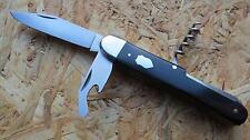 Hartkopf Taschenmesser Messer Kombiwerkzeug Ebenholz Stahl 1.4110 333911 Neu