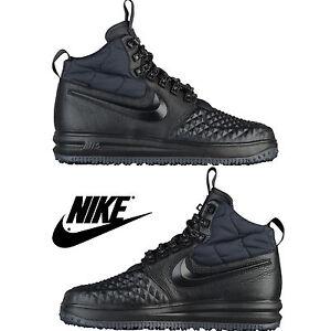 Nike Lunar Force 1 Men S Duckboots Comfort Shoes High Top Sneaker