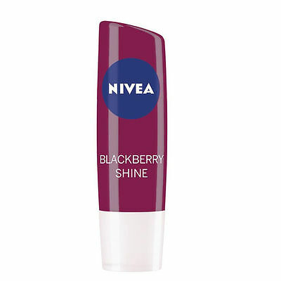 Nivea Fruit Shine Blackberry Lip Care (4.8g)