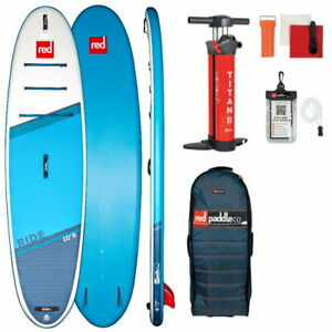 Red Paddle Co 10.6 'Ride Msl Set Stand Up Paddle Sup Board Gonflable 320x81cm