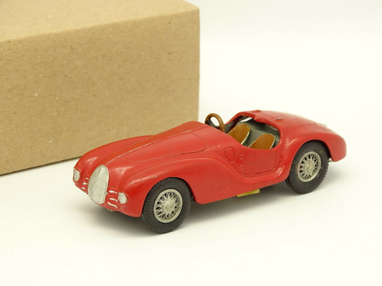 Project Kit Metal Assembled 1 43 - Ferrari 815 1940