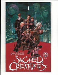 SACRED-CREATURES-1-IMAGE-COMICS-JULY-2017-NM-NEW