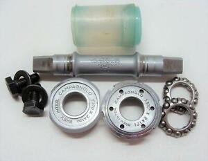 ~ Lightly Used Campagnolo Super/ Nuovo Record Bottom Bracket 114 English ~
