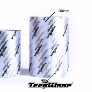 Details about TeckWrap Paint Protection Helicopter Tape 200mm TRIPLE LAYER  TOUGH 3M Superior