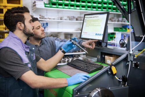 Buse d/'injection injecteur injecteur de Mercedes w203 s203 w210 s210 CDI a6110701787