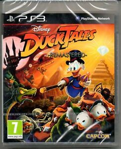 DuckTales-REMASTERED-039-New-amp-Sealed-039-PS3