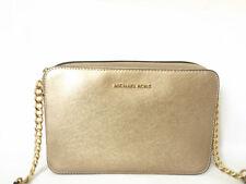 michael kors jet set large messenger crossbody bag saffiano leather rh ebay com