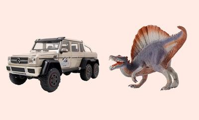 Now Trending: Jurassic World
