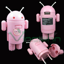 Caricabatterie alimentatore Android Bot ROSA per Samsung Galaxy S3 i9300 ABR