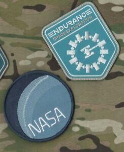 "Film "" Interstellaire "" Nasa Endurance Espace Exploration Prop Vêlkrö 2-PC Set"