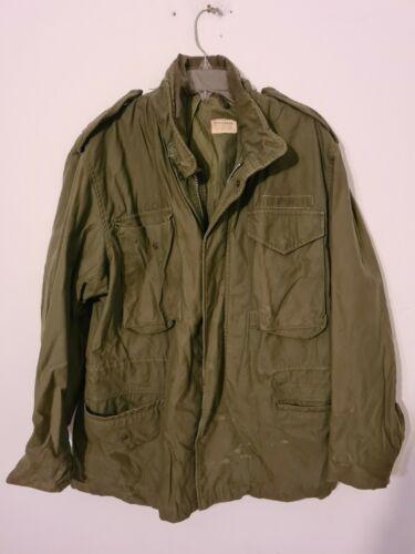 vintage us army OG107    jacket m