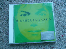 Michael Jackson - Invincible - CD - Rare Green cover -
