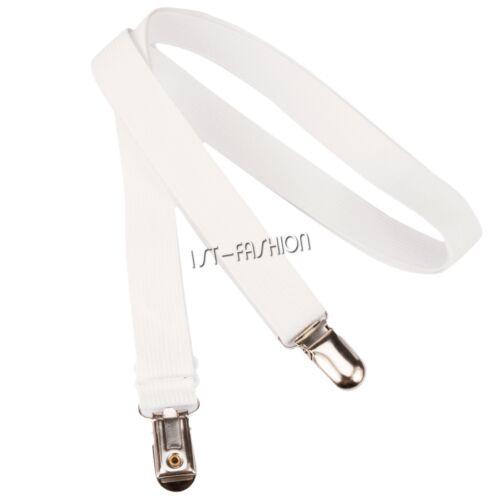 Crisscross Elastic Adjustable Bed//Fitted Sheet Strap Suspender Gripper Fastener
