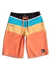 Quick Silver  Boys 8-16 Sunset Futures Boardshorts Size 28