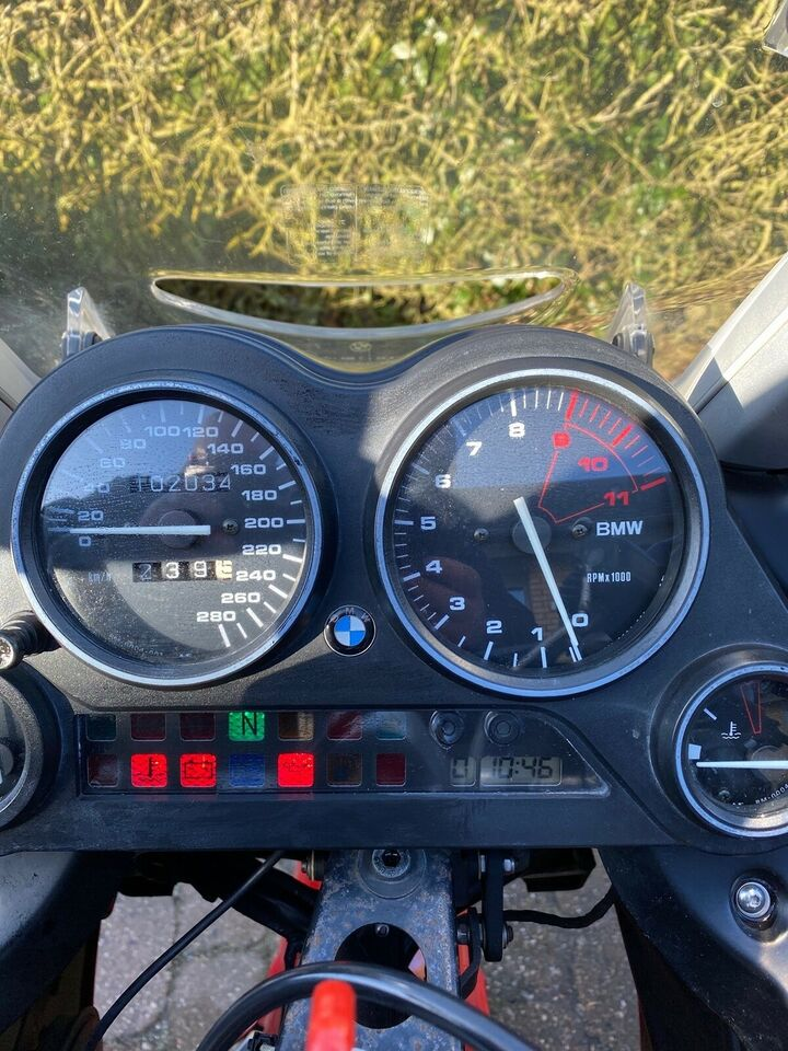 BMW K1200RS Årg. 1997 - Nysynet 14.03.20