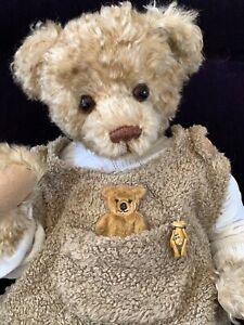 22-034-Mohair-Artist-Teddy-034-Henri-034-by-Marjolein-Vos-of-Mick-Bears-Spectacular-RHTF