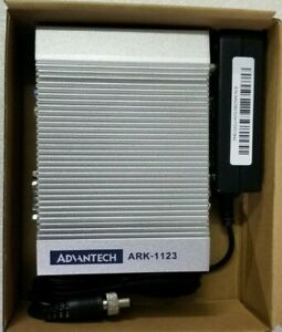 Advantech ARK-1123C-S3A1E Box-PC Fanless ARK-1123 Series Intel Atom E3825