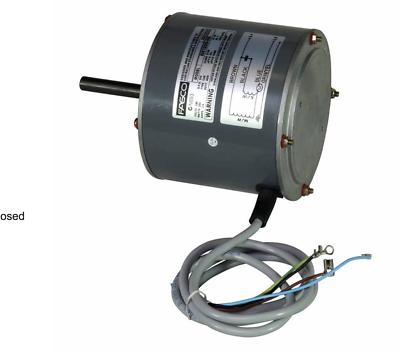 GENUINE FASCO AIR CONDITIONER  Condenser Fan Motor 8061S009-06 6 Pole 900 rpm