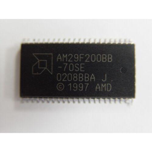 AM29F200BB-70SE  AMD FLASH MEMORY AM29F200BB-70SE SOP44