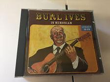 Burl Ives In Memoriam CD  - MINT