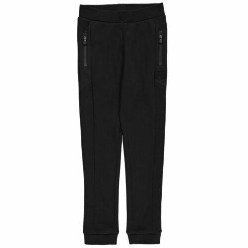 Everlast Premium Closed Hem Jogging Pants Youngster Boys Fleece Bottoms Trousers