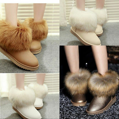New Fashion Women's Shoes Korean Girl Warm Boots Winter Snow Boots Short Boots