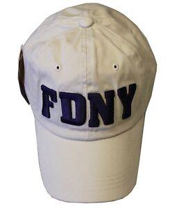 1bc27d46bda6 Fdny Baseball Hat Fire Department Of New York City Khaki Navy One ...