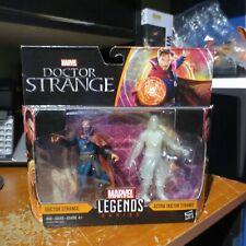 DOCTOR STRANGE ASTRAL STRANGE GUARDIANS OF THE GALAXY MARVEL LEGENDS 2 SET NIB