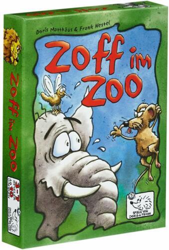 Kartenspiel Zoff im Zoo