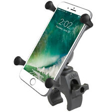 RAM Tough-Claw Bike Mount with X-Grip Cell Phone Holder for iPhone 6/6s 7 + Plus