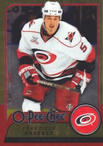 2008-09-O-Pee-Chee-OPC-Metal-Parallel-Hockey-Cards-Pick-From-List