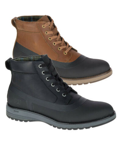 CAT Chaussures Hommes AVER WP à-Boots-Work