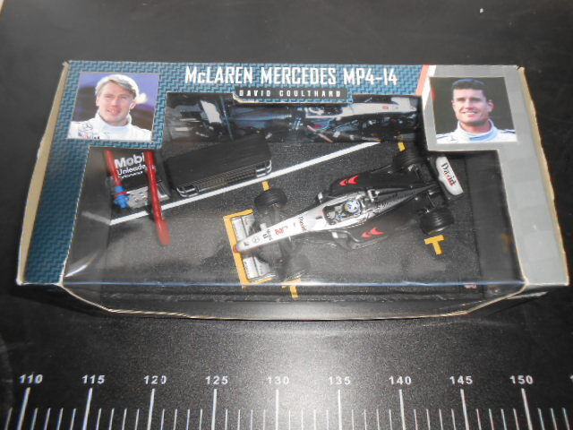 ♥ Hot Wtalons McLaren Mercedes  mp4-14 David Coulthard (JS) TE 1.24 ♥  au prix le plus bas