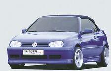 Rieger Spoilerlippe Lippe VW Golf 4 IV Cabrio / NEU / RIEGER-Tuning