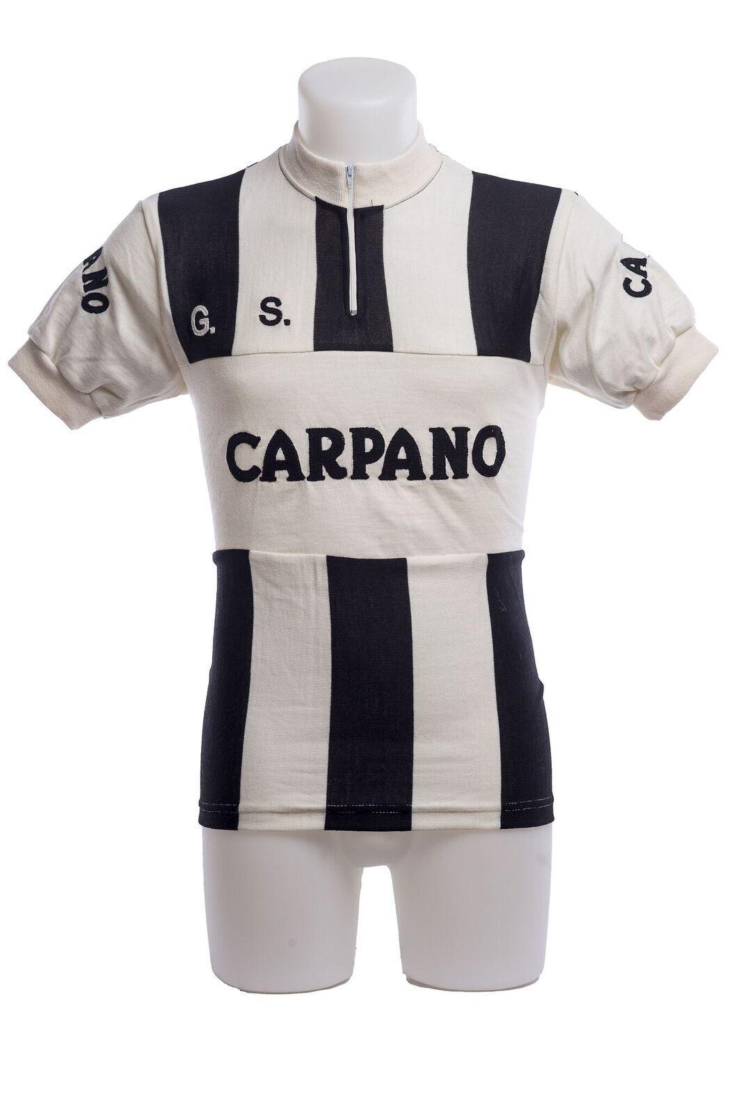 MAGLIA CARPANO 1960 CICLISMO VINTAGE