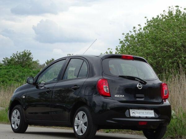 Nissan Micra 1,2 80 Acenta - billede 3