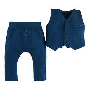 Baby Boys Babygrow Bodysuit Smart Shirt Outfit Special Occasion Christening