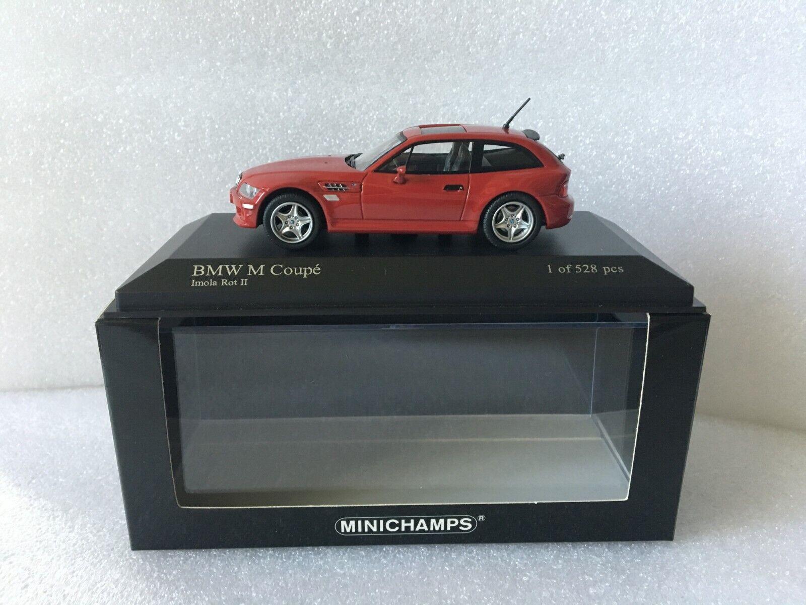 MINICHAMPS 400 029062 BMW M Coupé 2002 1 43